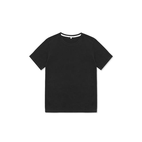 Seamless T-Shirt 3 Pack Black - Hamilton and Hare Ltd