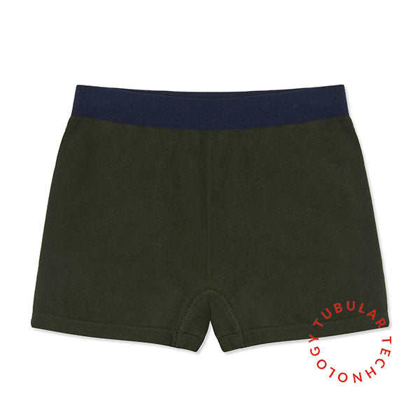 Tubular Trunk Olive Green
