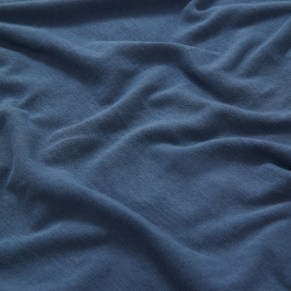 Seamless T-Shirt - Pebble Blue