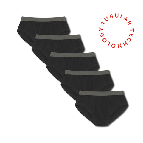 Tubular Slip - Black