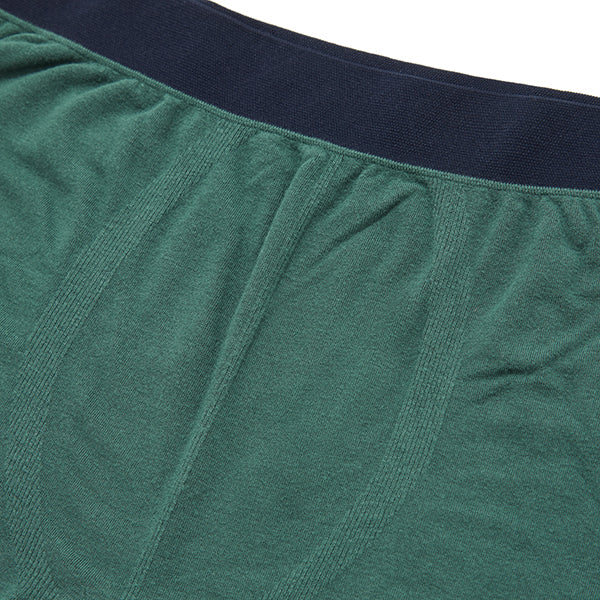 Tubular Trunks - Elm Green