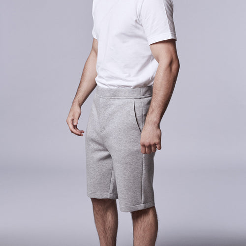 Grey Spacer Short