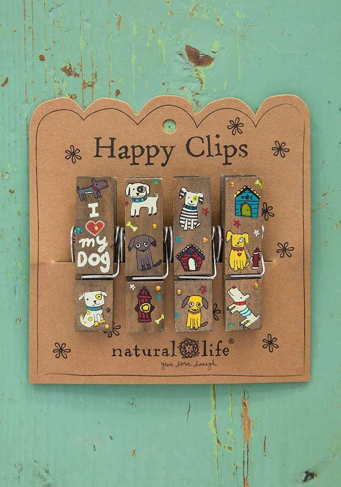 Happy Clip I Love My Dog