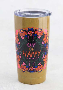 Cup Of Happy Water Tumbler