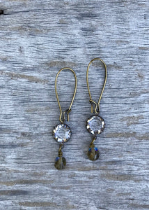 Inspire Designs Delicate Vintage Earrings