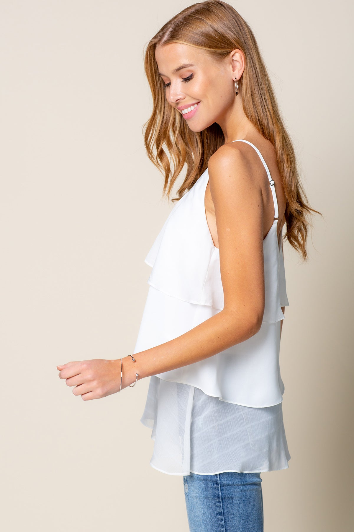 3 Tiered Cami Top