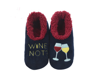 Women's Wine Not Simply Pairable Snoozies