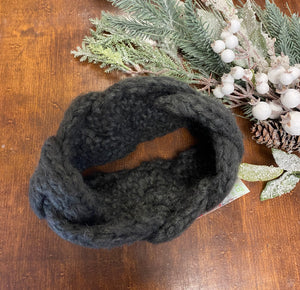 Chunky Hand Knit Headwrap