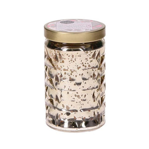 Sweet Grace Beveled Glass Candle