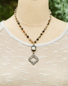 Inspire Designs Glitzy IW Necklace