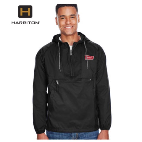 Harriton Packable Windbreaker