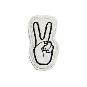 Peace Stitched Patch
