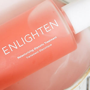 Enlighten Retexturizing Glycolic Treatment