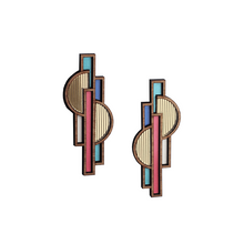 Load image into Gallery viewer, Apollo Earrings | Blush