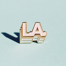 Load image into Gallery viewer, Los Angeles Enamel Pin