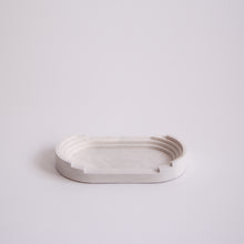 Load image into Gallery viewer, Scala Long Tray | Light Marble