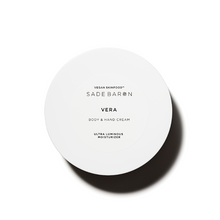 Load image into Gallery viewer, Vera | Citrus Lemongrass Body & Hand Cream