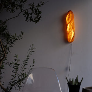 Batard Bread Lamp