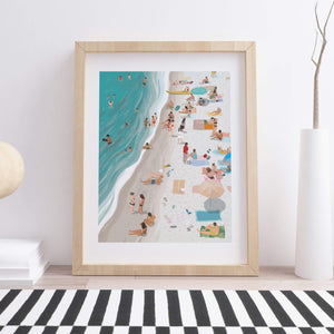 Endless Italian Summer Art Print