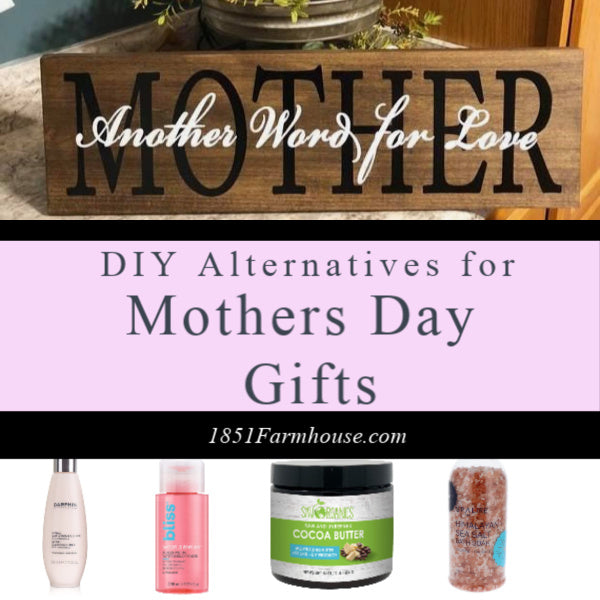 Homemade Gifts For Mom