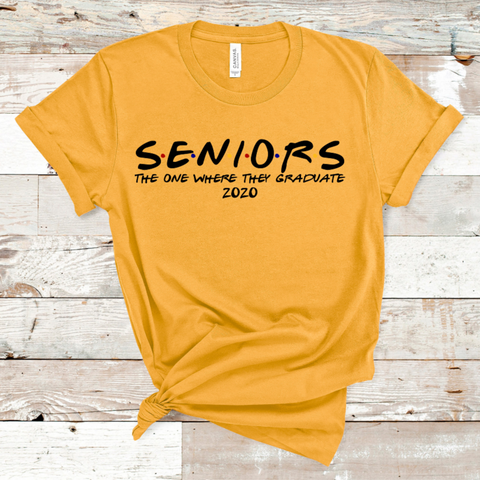 senior year shirt