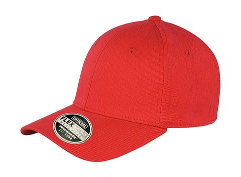 Casquette Baseball Rouge Personnalisable