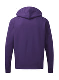 Sweat à capuche Violet  Personnalisable