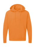 Sweat à capuche Orange Personnalisable Femme