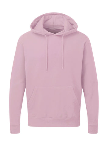 Sweat à capuche Rose Personnalisable - Customized