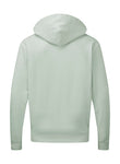 Sweat ZIP Vert pale personnalisable