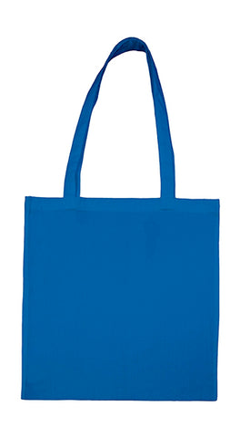 Tote-bag Bleu royal personnalisable