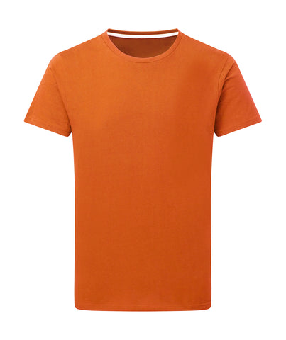 T-Shirt Orange  Personnalisable
