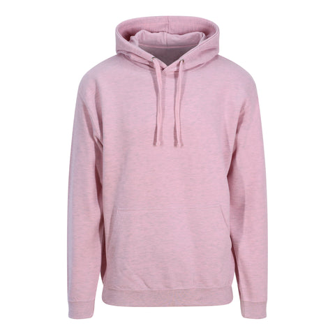 Sweat à capuche Rose pastel