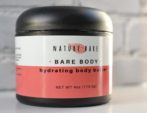 Bare Body | Shea Body Butter | 4oz