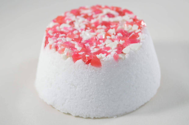 Peppermint Candy Bath Bomb | Set Qty 1-3