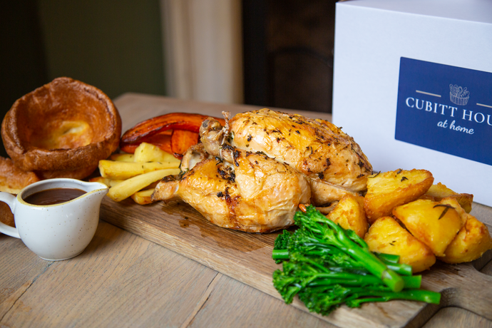 Castlemead Chicken Roast for Two