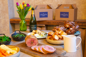 The Ultimate Mother's Day Celebration Roast Box (Delivery Only)