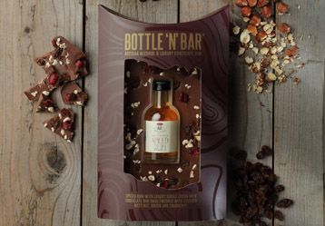 Bottle 'N' Bar With Spiced Rum by GDS - The Pop Up Deli