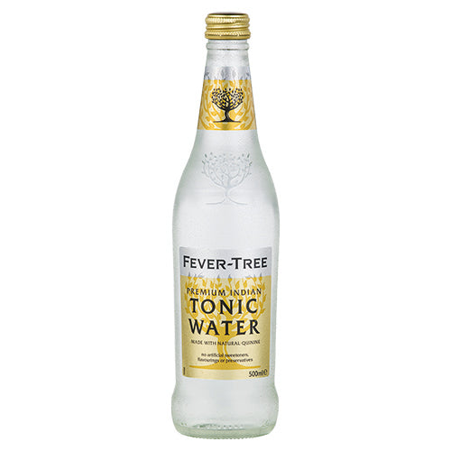 Fever-Tree Tonic Water 500ml [WHOLE CASE] by Fever-Tree - The Pop Up Deli
