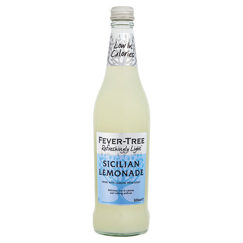 Fever-Tree Refreshingly Light Sicilian Lemonade 500ml [WHOLE CASE] by Fever-Tree - The Pop Up Deli