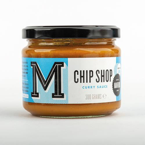 Manfood Chip Shop Curry Sauce [WHOLE CASE] by Manfood - The Pop Up Deli