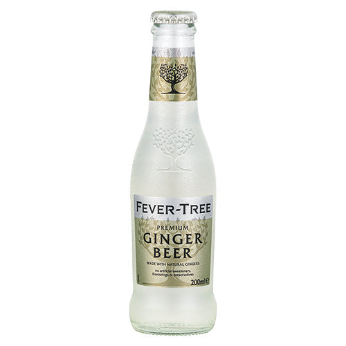 Fever-Tree Ginger Beer 200ml Case x24 [WHOLE CASE] by Fever-Tree - The Pop Up Deli
