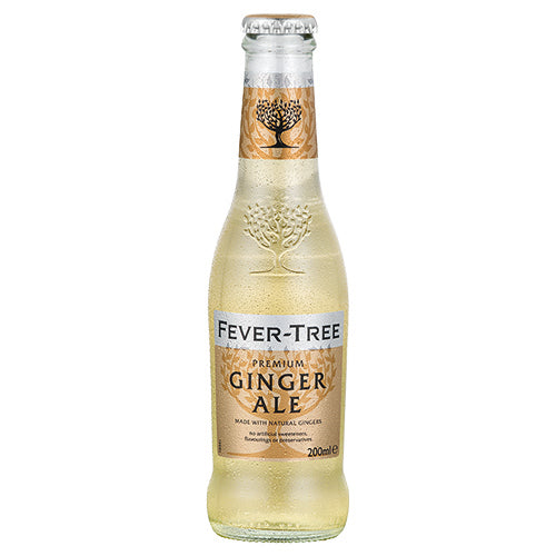 Fever-Tree Ginger Ale 200ml Case x24 [WHOLE CASE] by Fever-Tree - The Pop Up Deli