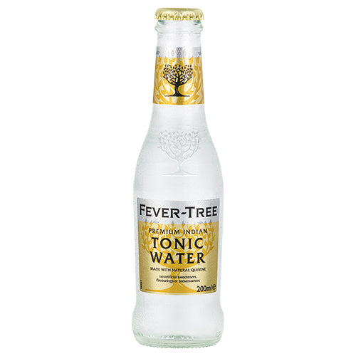 Fever-Tree Tonic Water 200ml Case x24 [WHOLE CASE] by Fever-Tree - The Pop Up Deli