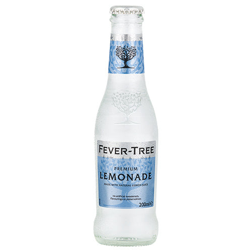 Fever-Tree Lemonade 200ml Case x24 [WHOLE CASE] by Fever-Tree - The Pop Up Deli