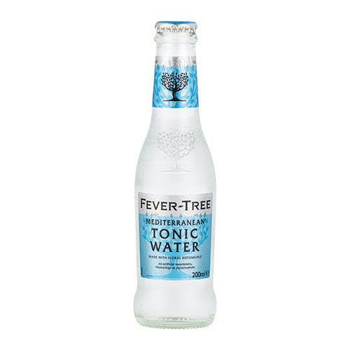 Fever-Tree Mediterranean Tonic 200ml Casex24 [WHOLE CASE] by Fever-Tree - The Pop Up Deli