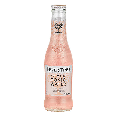 Fever-Tree Aromatic Tonic 200ml Casex24 [WHOLE CASE] by Fever-Tree - The Pop Up Deli