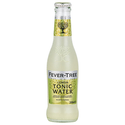 Fever-Tree Lemon Tonic 200ml Case x 24 [WHOLE CASE] by Fever-Tree - The Pop Up Deli