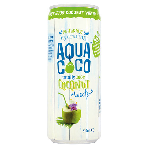 Aqua Coco Original 310ml Can [WHOLE CASE] by Aqua Coco - The Pop Up Deli