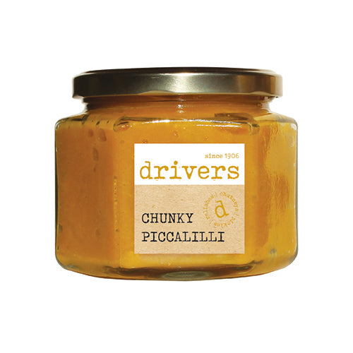 Drivers Chunky Piccalilli [WHOLE CASE] by Drivers - The Pop Up Deli